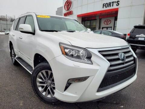 2017 Lexus GX 460 for sale at Auto Smart of Pekin in Pekin IL