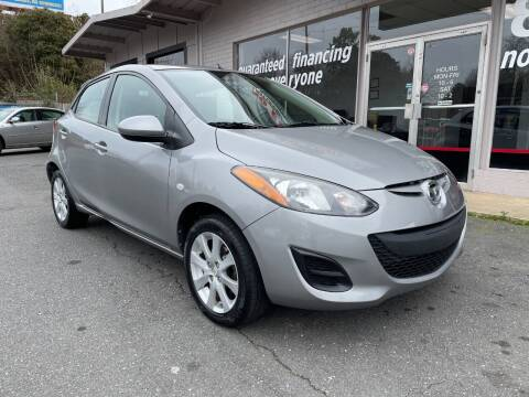 2011 Mazda MAZDA2 for sale at NO LIMIT MOTORSPORTS in Belmont NC