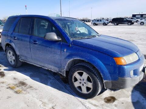 2004 Saturn Vue for sale at Affordable 4 All Auto Sales in Elk River MN