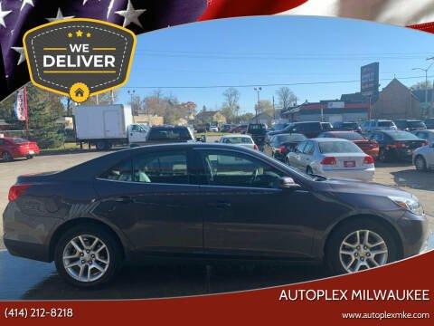 2013 Chevrolet Malibu for sale at Autoplex 2 in Milwaukee WI