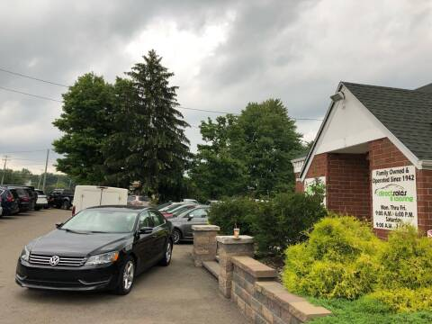 2013 Volkswagen Passat for sale at Direct Sales & Leasing in Youngstown OH
