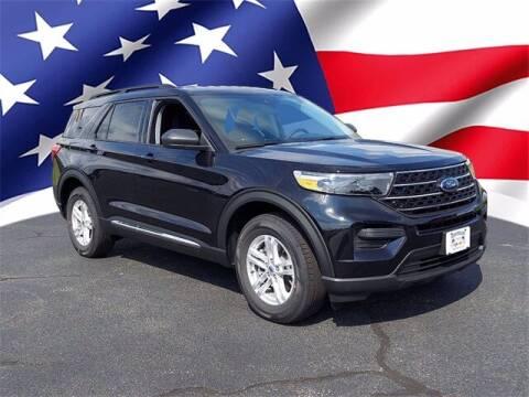 2021 Ford Explorer for sale at Gentilini Motors in Woodbine NJ