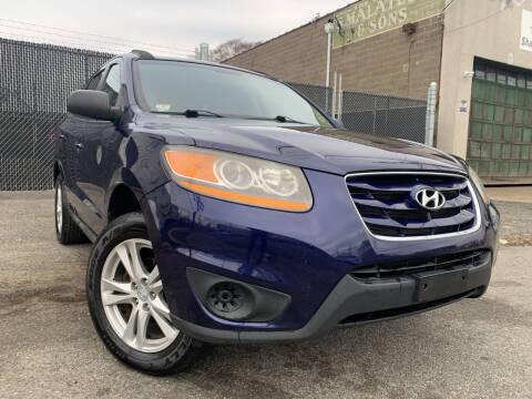 2010 Hyundai Santa Fe for sale at O A Auto Sale in Paterson NJ
