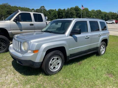 2011 Jeep Patriot for sale at Rock 'n Roll Auto Sales in West Columbia SC