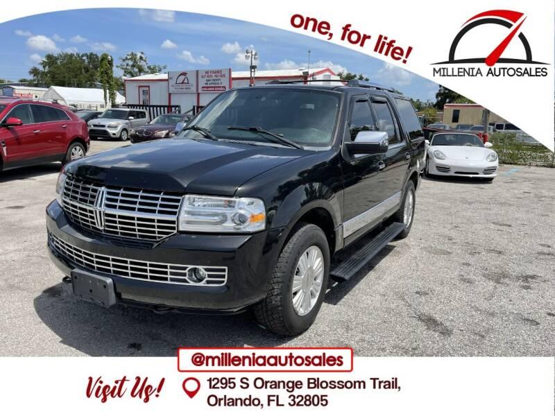 2014 Lincoln Navigator for sale at Millenia Auto Sales in Orlando FL