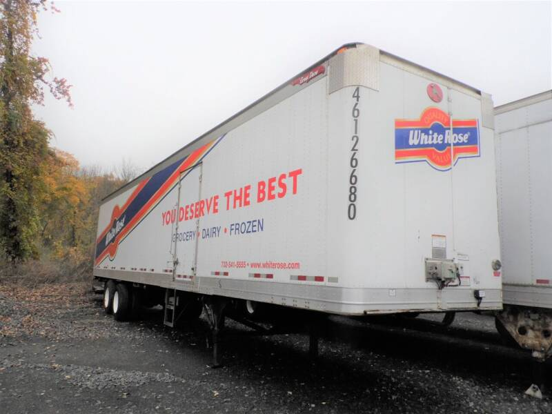 2012 Great Dane dry van for sale at Recovery Team USA in Slatington PA