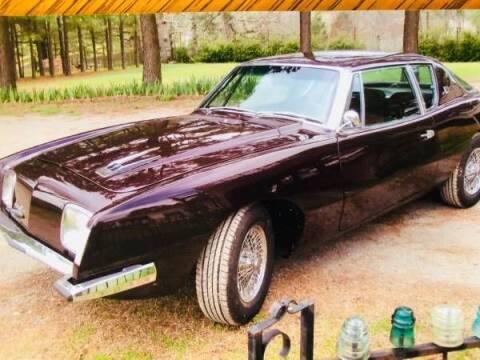 1967 Studebaker Avanti for sale at Classic Car Deals in Cadillac MI