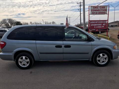 2006 Dodge Grand Caravan for sale at OKC CAR CONNECTION in Oklahoma City OK