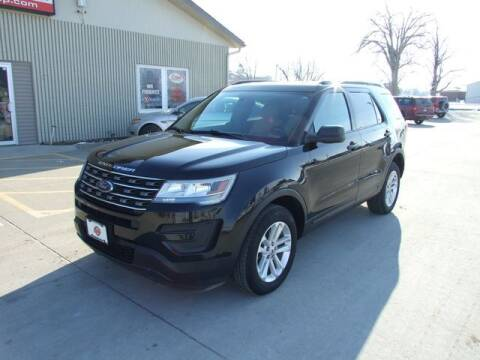 2017 Ford Explorer for sale at Koop's Sales and Service in Vinton IA