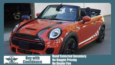2020 MINI Convertible for sale at ASAL AUTOSPORTS in Corona CA