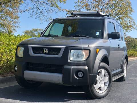 2005 Honda Element for sale at William D Auto Sales in Norcross GA