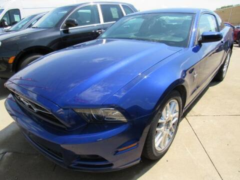 2013 Ford Mustang for sale at Tony's Auto World in Cleveland OH