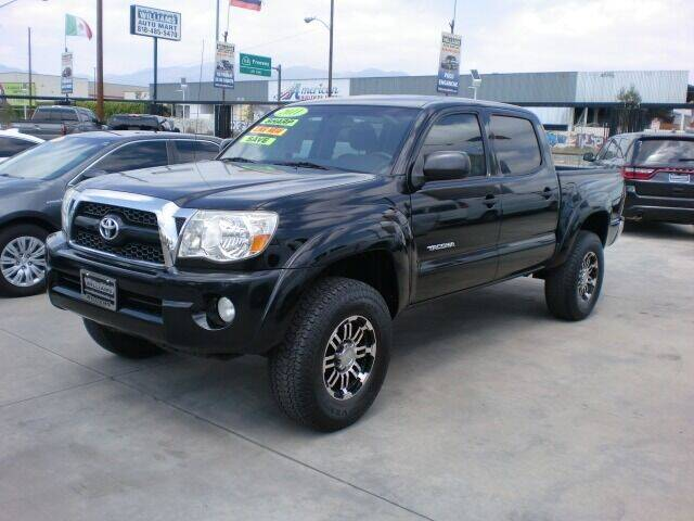 2011 Toyota Tacoma for sale at Williams Auto Mart Inc in Pacoima CA