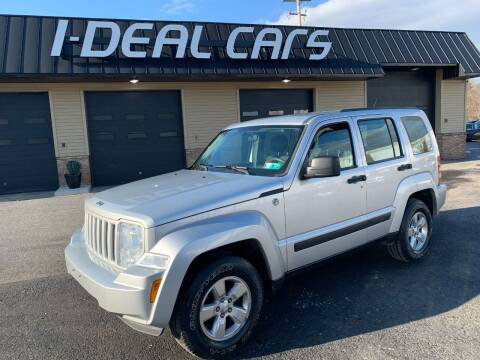 2012 Jeep Liberty for sale at I-Deal Cars in Harrisburg PA