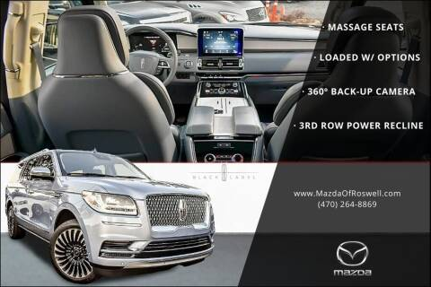 2019 Lincoln Navigator L for sale at Mazda Of Roswell in Roswell GA
