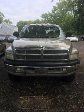 2002 Dodge Ram Pickup 2500 for sale at MILLDALE AUTO SALES in Portland CT