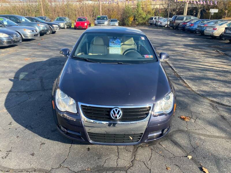 2007 Volkswagen Eos for sale at Bethlehem Auto Sales in Bethlehem PA