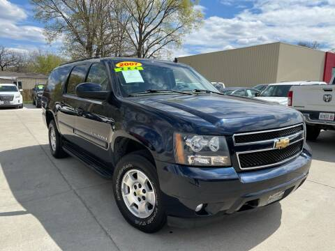 2007 Chevrolet Suburban for sale at Zacatecas Motors Corp in Des Moines IA