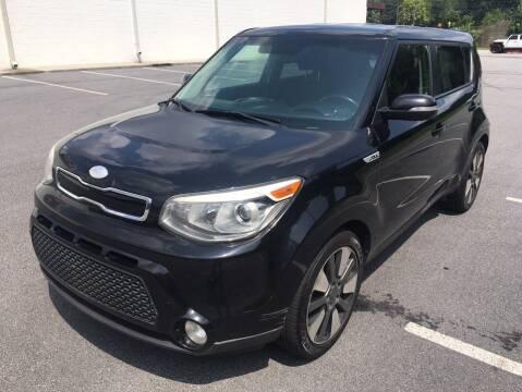 2014 Kia Soul for sale at Allrich Auto in Atlanta GA