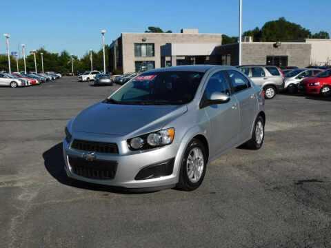 2013 Chevrolet Sonic for sale at Paniagua Auto Mall in Dalton GA