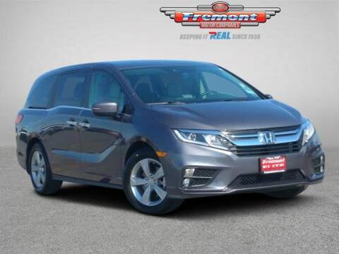 2020 Honda Odyssey for sale at Rocky Mountain Commercial Trucks in Casper WY