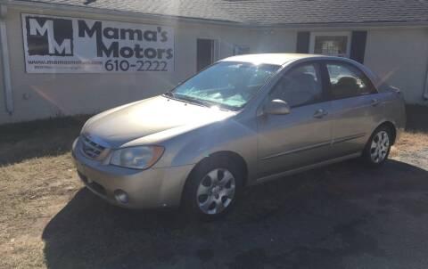 2006 Kia Spectra for sale at Mama's Motors in Greer SC