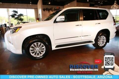 2018 Lexus GX 460 for sale at Discover Pre-Owned Auto Sales in Scottsdale AZ