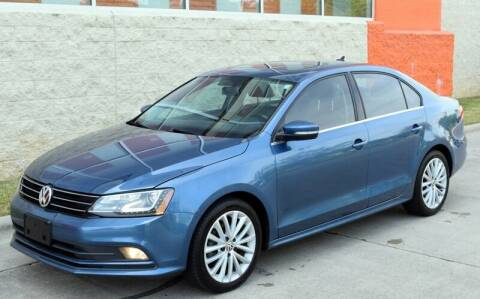 2015 Volkswagen Jetta for sale at Raleigh Auto Inc. in Raleigh NC