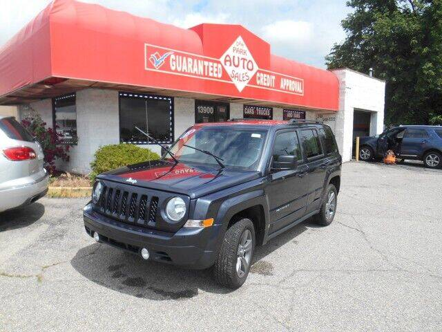 2015 Jeep Patriot for sale at Oak Park Auto Sales in Oak Park MI