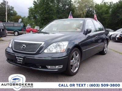 2006 Lexus LS 430 for sale at Auto Brokers Unlimited in Derry NH