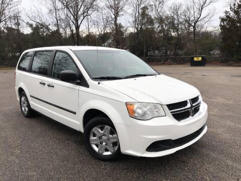 2013 Dodge Grand Caravan for sale at The Auto Depot in Raleigh NC