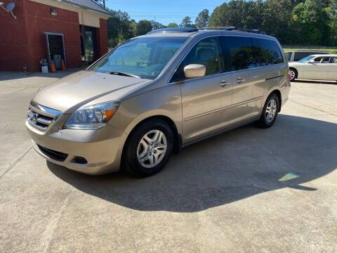 2007 Honda Odyssey for sale at Dreamers Auto Sales in Statham GA