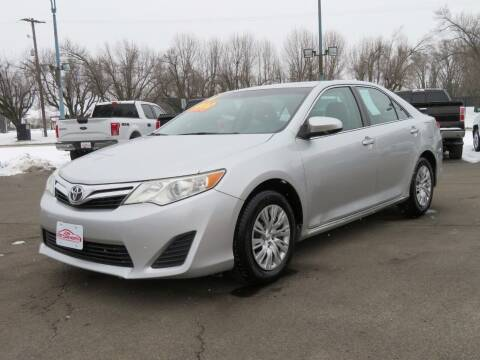 2014 Toyota Camry for sale at Low Cost Cars North in Whitehall OH