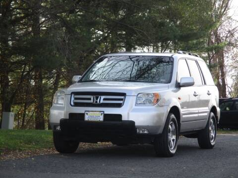 2006 Honda Pilot for sale at Loudoun Used Cars in Leesburg VA