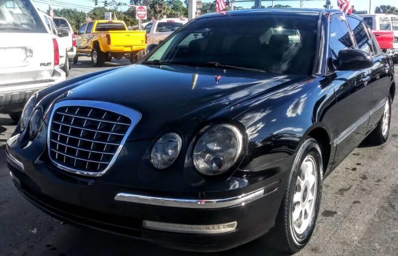 2005 Kia Amanti for sale at Celebrity Auto Sales in Port Saint Lucie FL