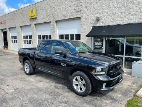 2018 RAM Ram Pickup 1500 for sale at Cresthill Auto Sales Enterprises LTD in Crest Hill IL