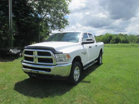 2016 RAM Ram Pickup 2500 for sale at Wally's Wholesale in Manakin Sabot VA