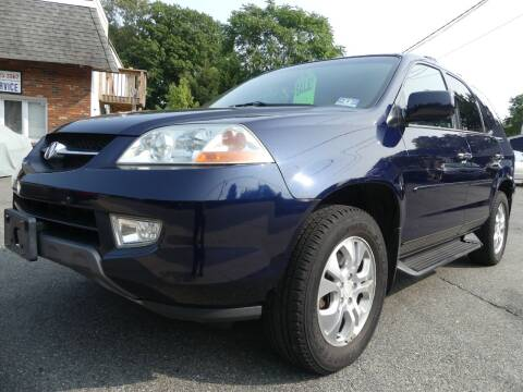 2003 Acura MDX for sale at P&D Sales in Rockaway NJ