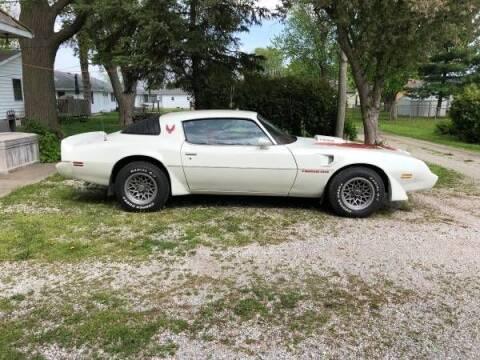 1979 Pontiac Trans Am for sale at Classic Car Deals in Cadillac MI