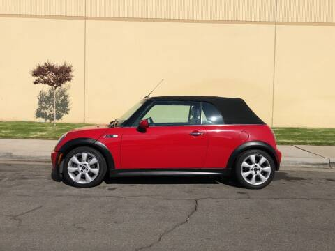 2006 MINI Cooper for sale at HIGH-LINE MOTOR SPORTS in Brea CA