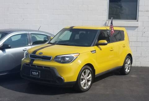 2014 Kia Soul for sale at Tower Motors in Brainerd MN