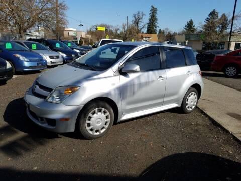 2006 Scion xA for sale at 2 Way Auto Sales in Spokane Valley WA