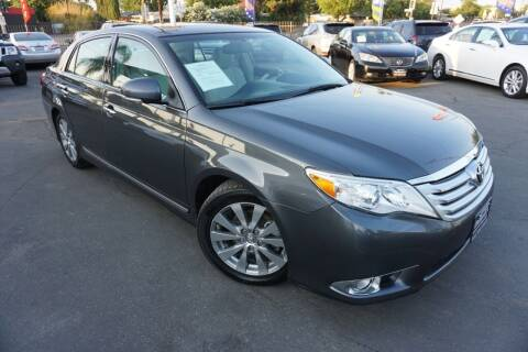 2011 Toyota Avalon for sale at Industry Motors in Sacramento CA