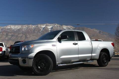2013 Toyota Tundra for sale at REVOLUTIONARY AUTO in Lindon UT