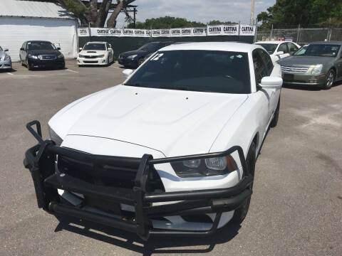 2012 Dodge Charger for sale at Cartina in Tampa FL