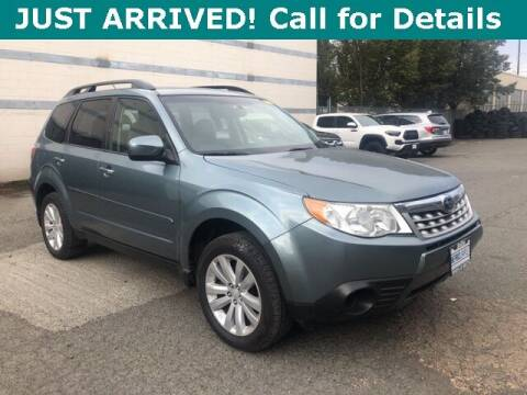 2012 Subaru Forester for sale at Toyota of Seattle in Seattle WA