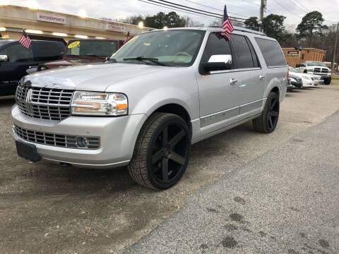 2012 Lincoln Navigator L for sale at Mega Autosports in Chesapeake VA