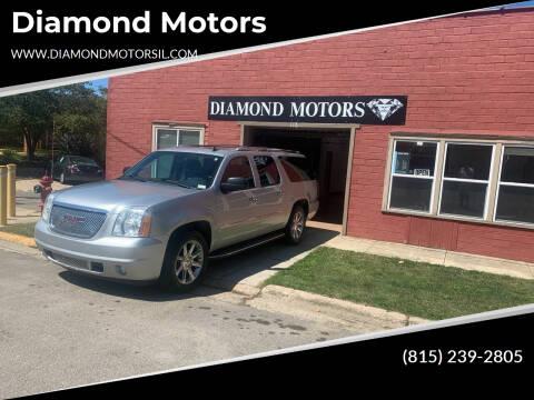 2012 GMC Yukon XL for sale at Diamond Motors in Pecatonica IL