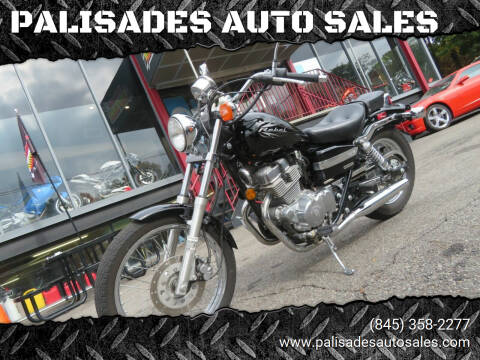 2014 Honda Rebel for sale at PALISADES AUTO SALES in Nyack NY