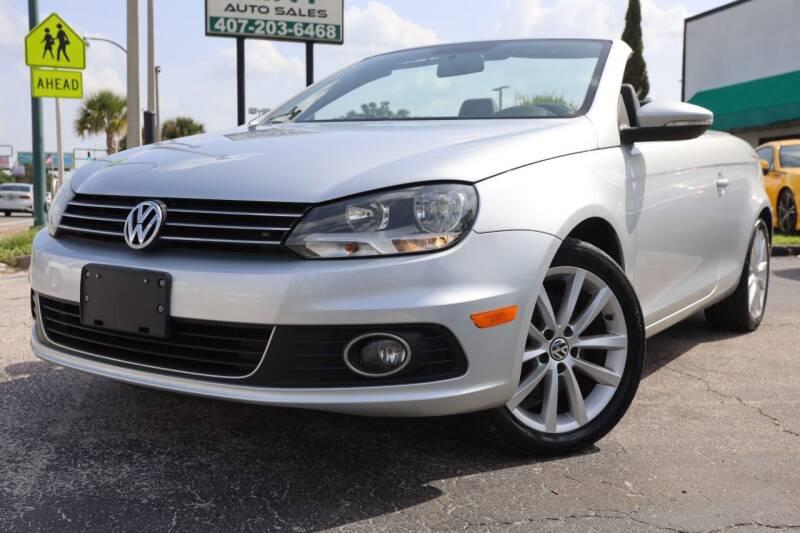 2014 Volkswagen Eos for sale in Orlando, FL